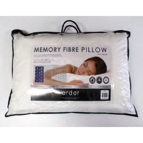 Memory Fibre Pillow by Ardor (Bedding Accessories)