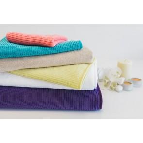 MicraLuxe Purple Bath Towel by Bambury