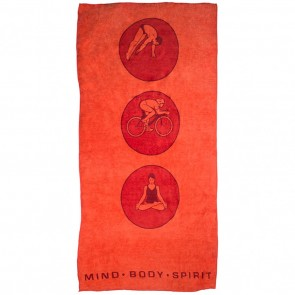 Microfibre Printed Sports Towel by Bambury