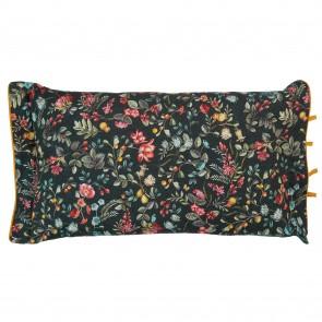 Midnight Garden Rectangular Cotton Cushion by Pip Studio