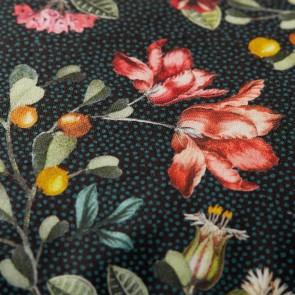 Midnight Garden Cotton Roll Cushion by Pip Studio