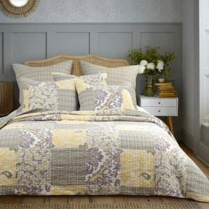 Milan Coverlet Set Range by Classic Quilt