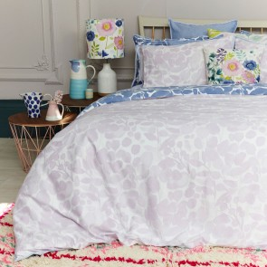Miriam Super King NZ Quilt Cover Set by Bluebellgray