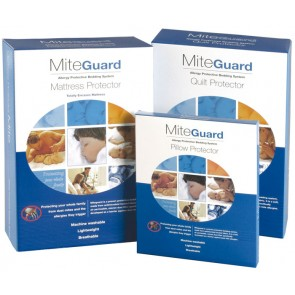 Mite Guard Mattress Protector by Bambury