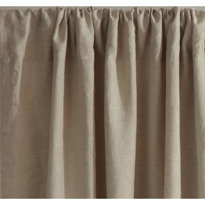 Laundered Linen Curtain Pair by MM Linen