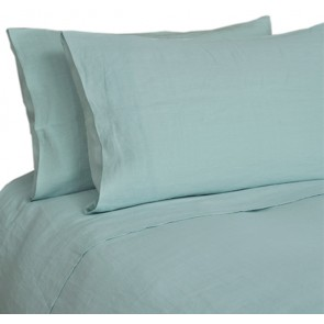 Laundered Linen Sheet Set by MM Linen