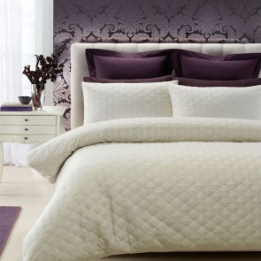 Montana Parchment Quilt Cover Set by Phase 2