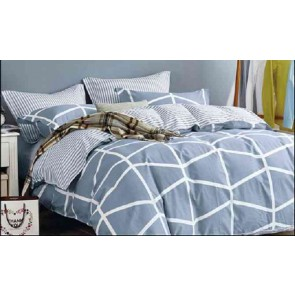 Moreton Quilt Cover Set by Fabric Fantastic