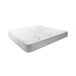 Bamboo Mattress Protector Single by Giselle Bedding