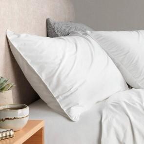 White Nashe Sheet Set by Sheridan