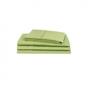 Standard Natural Home 100% Bamboo Cot Sheet Set