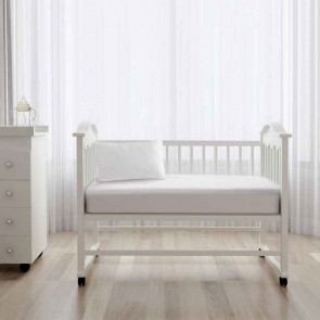 Natural Home Cotton Mattress Protector