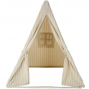 Natural Multi-Stripe Wigwam by Petit