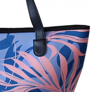 Neoprene Tote Bag Hana by Escape To Paradise