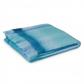Neptune Mohair Throw Rug by St Albans