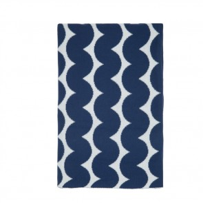 New Wave Marine Blue Blanket by Scout