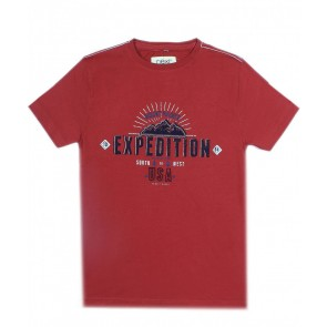 Next Expedition Red T-Shirt