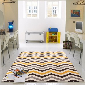 Nomadic Charm Chevron Rug by Rug Culture