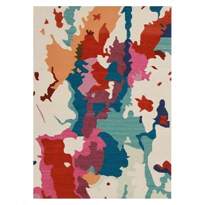 Nomadic Charm Splash Rug by Rug Culture