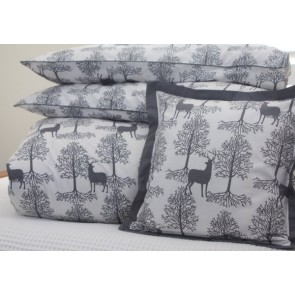 Nordic Elk Cushion by Jacob & Bonomi
