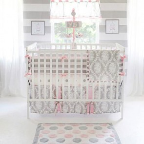 Olivia Rose Cot Bedding Set by Petit