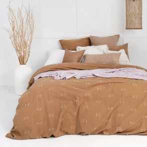 Oregon King Quilt Cover Set by Bambury