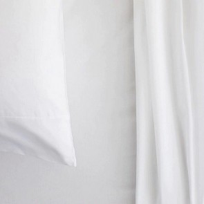 Organic Cotton 300TC Percale Sheet by Sheridan