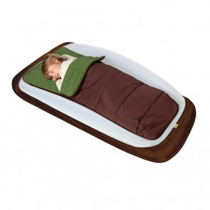 Ourdoor Toddler Travel Bed Bundle by The Shrunks