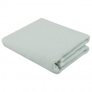 Pale Blue CotChair Waterproof Pad by Silly Billyz