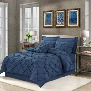 Panache Quilt Cover Set by Anfora