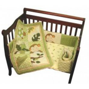 Papagayo Mini Crib Set by Lambs & Ivy