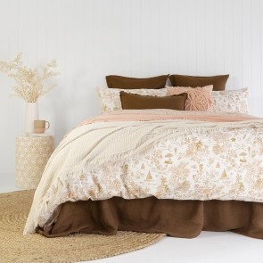 Paradise Quilt Cover Set by Bambury