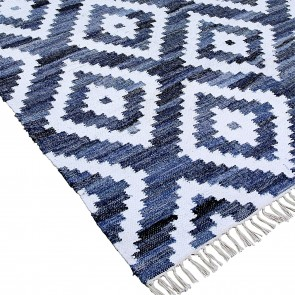Picacho Flat Weave Cotton Rug by Veeraa