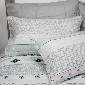 Aztec Boudoir Quilt Cover Set by Ardor