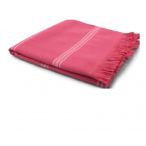 Pink Cotton Turkish Towel by Accessorize