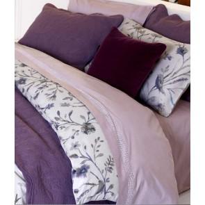 Pippa Lilac Sheet Set by MM Linen