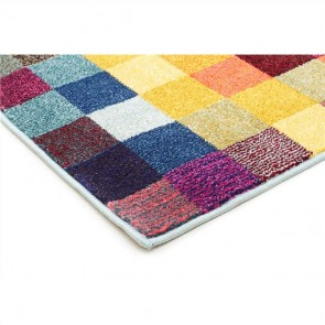 Pixel Turkish Made Modern Rug by Unitex