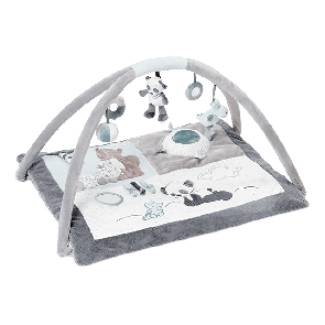 Loulou, Lea & Hippolyte - Playmat With Arches by Nattou