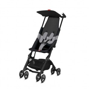 GB Pockit Air All Terrain - Velvet Black