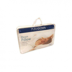 Duck Down 80% Chamber Pillow by Puradown