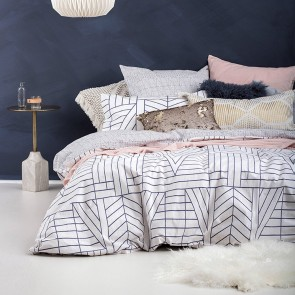 Quartz Quilt Cover Set by Bambury