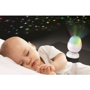 Sleep Easy Egg Night Light RA133