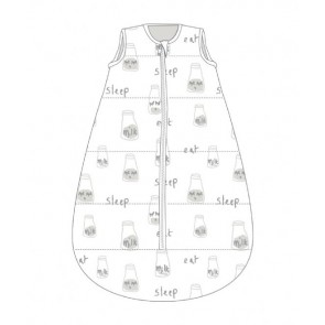 Studio Bag No Arms Cotton 0-6m My First 1.0 Tog Milk Bottles by Baby Studio