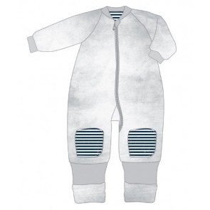 Warmies 6-12m Cotton With Arms My First 3.0 Tog Stripes by Baby Studio