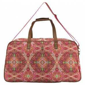 Red Moon Delight Weekend Bag by Pip Studio
