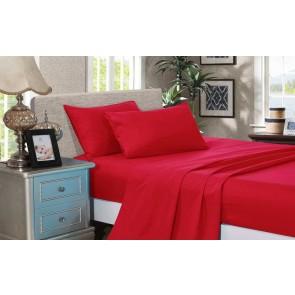 Red 1000TC Soft Luxury