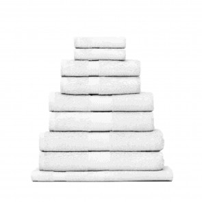 Reid Turkish Face Washer Cotton Towel Range by Bianca