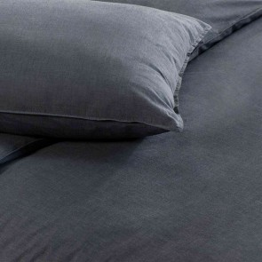 Abbotson 100% Linen King Carbon Bed Cover by Sheridan cs