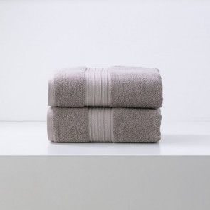Brentwood 650 GSM Quick Dry 2 Pack Bath Sheet by Renee Taylor