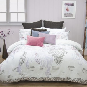 Twilight Quilt Cover Set by Retro Home